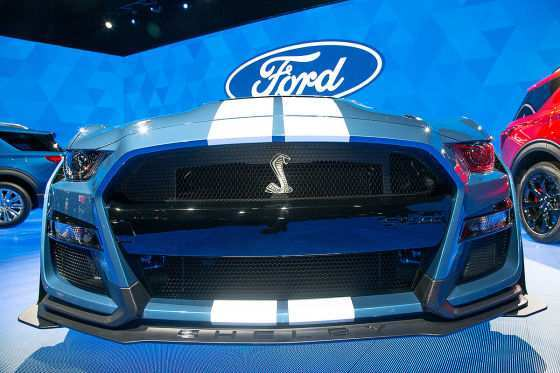 44 All New 2019 Ford GT500 Spesification