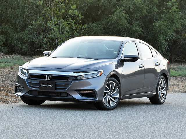 44 All New 2019 Honda Insight Price Design And Review