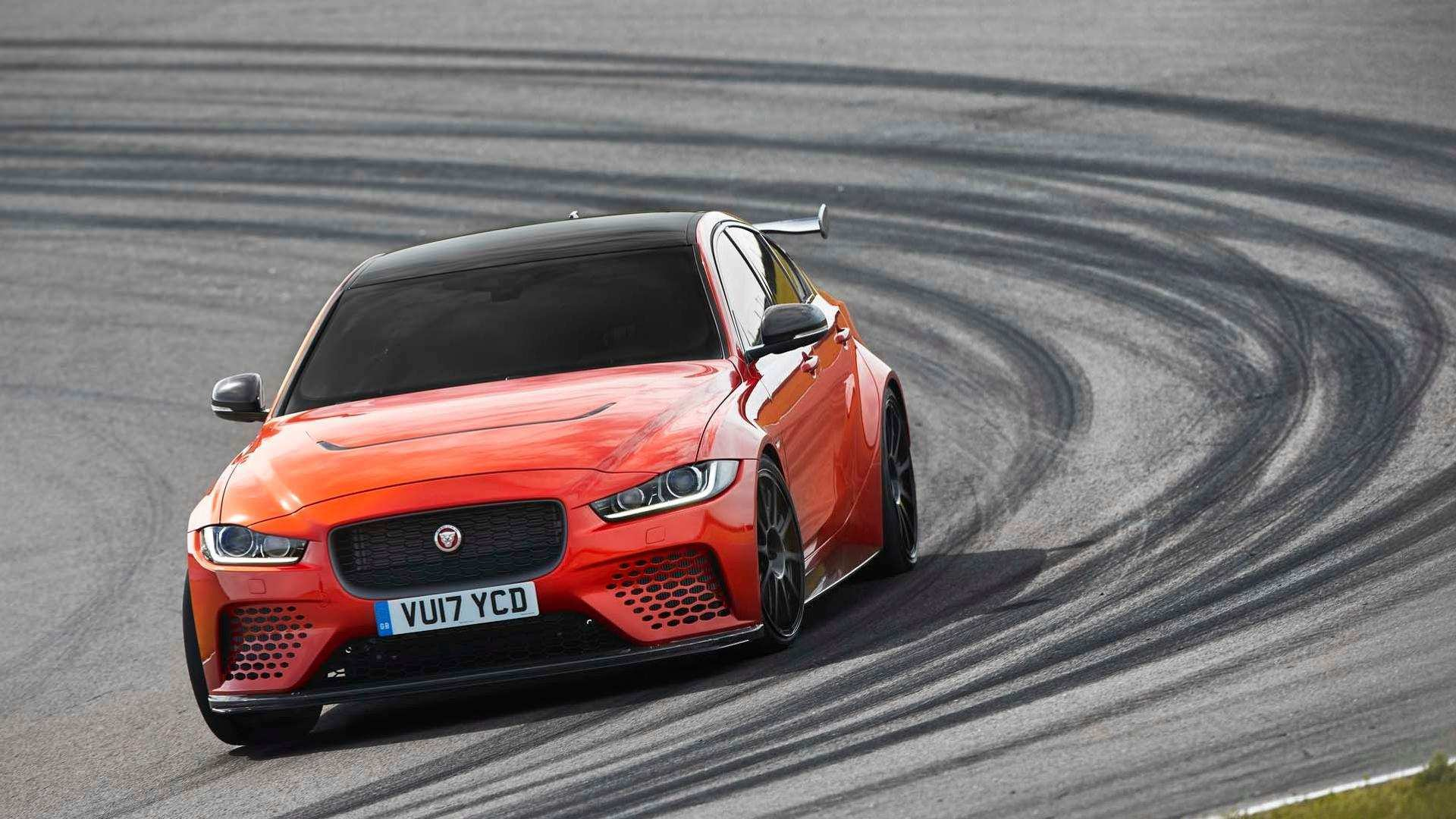 44 All New 2019 Jaguar Xe Svr New Model And Performance