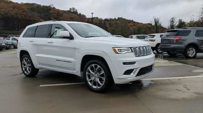 44 All New 2019 Jeep Grand Cherokee Pictures