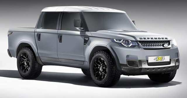 44 All New 2019 Land Rover Defender Performance And New Engine