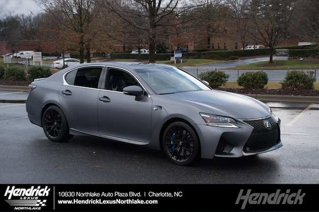 44 All New 2019 Lexus GS F Overview