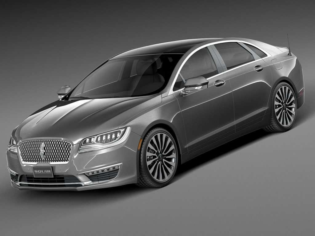 44 All New 2019 Lincoln MKS Spy Photos Style