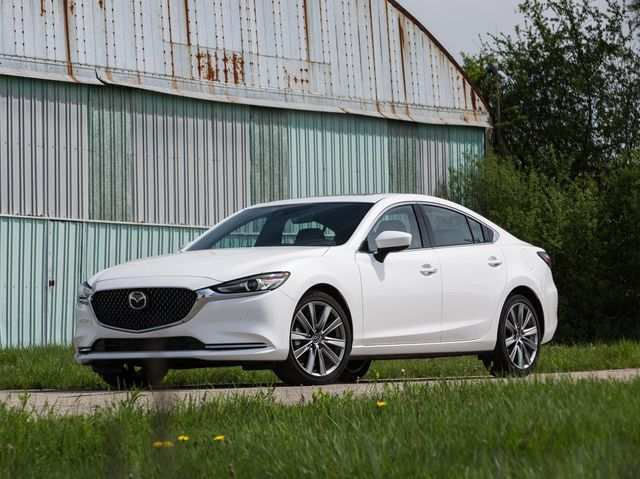 44 All New 2019 Mazda 6 Turbo 0 60 Engine