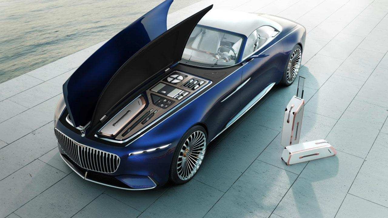44 All New 2019 Mercedes Maybach 6 Cabriolet Price Concept And Review