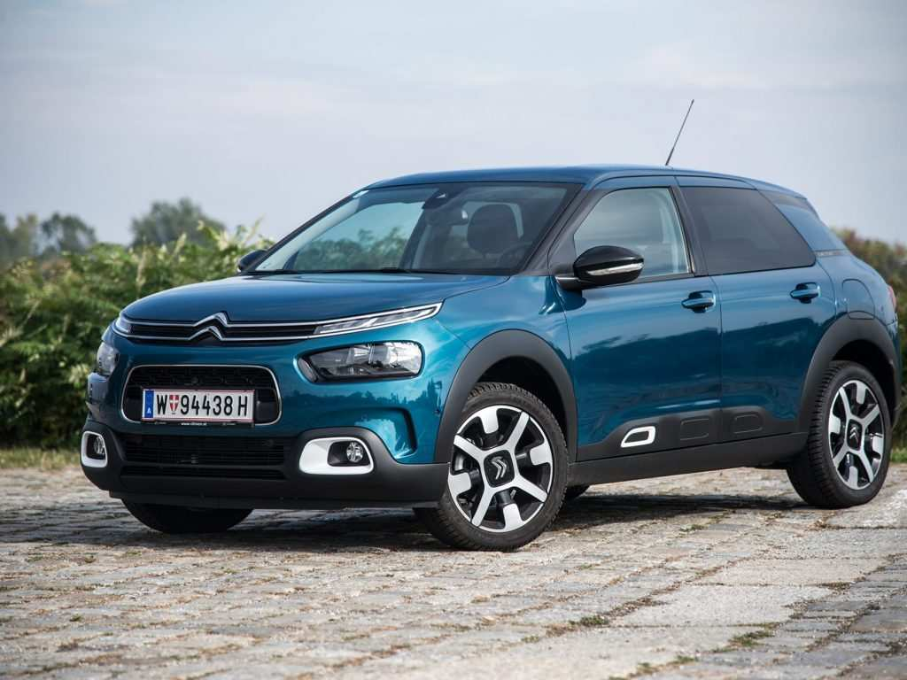 44 All New 2019 New Citroen C4 Picture | Review Cars 2020