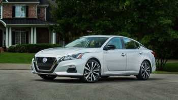 44 All New 2019 Nissan Altima Coupe Price And Release Date
