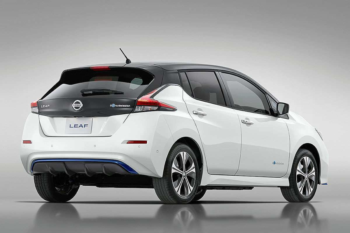 44 All New 2019 Nissan Leaf Redesign And Concept