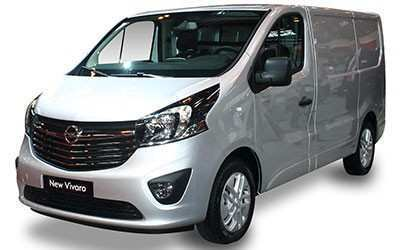 44 All New 2019 Opel Vivaro New Model And Performance