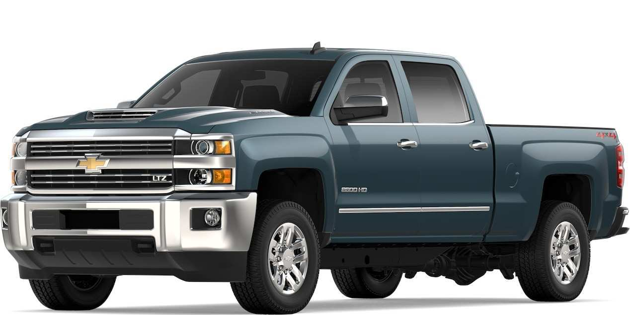 44 All New 2019 Silverado Hd Model