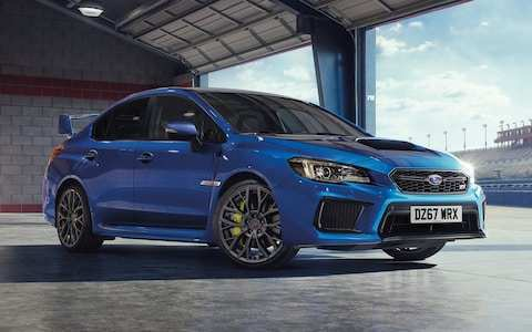 44 All New 2019 Subaru WRX STI Redesign And Review