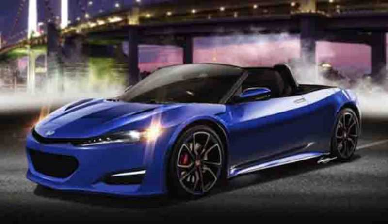44 All New 2019 The Honda S2000 Engine