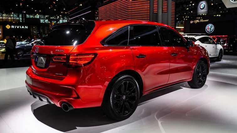 44 All New 2020 Acura MDX Performance And New Engine