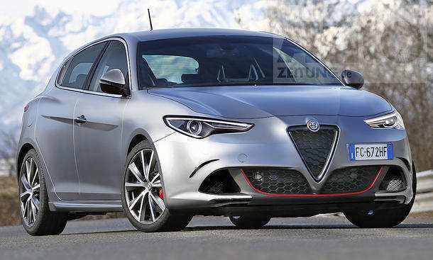 44 All New 2020 Alfa Romeo Giulia Specs And Review