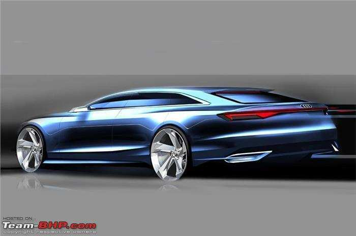 44 All New 2020 All Audi A9 Redesign And Concept