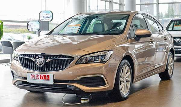 44 All New 2020 Buick Verano Spy Pictures