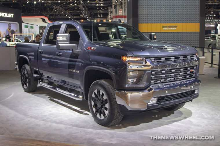 44 All New 2020 Chevy Silverado New Review