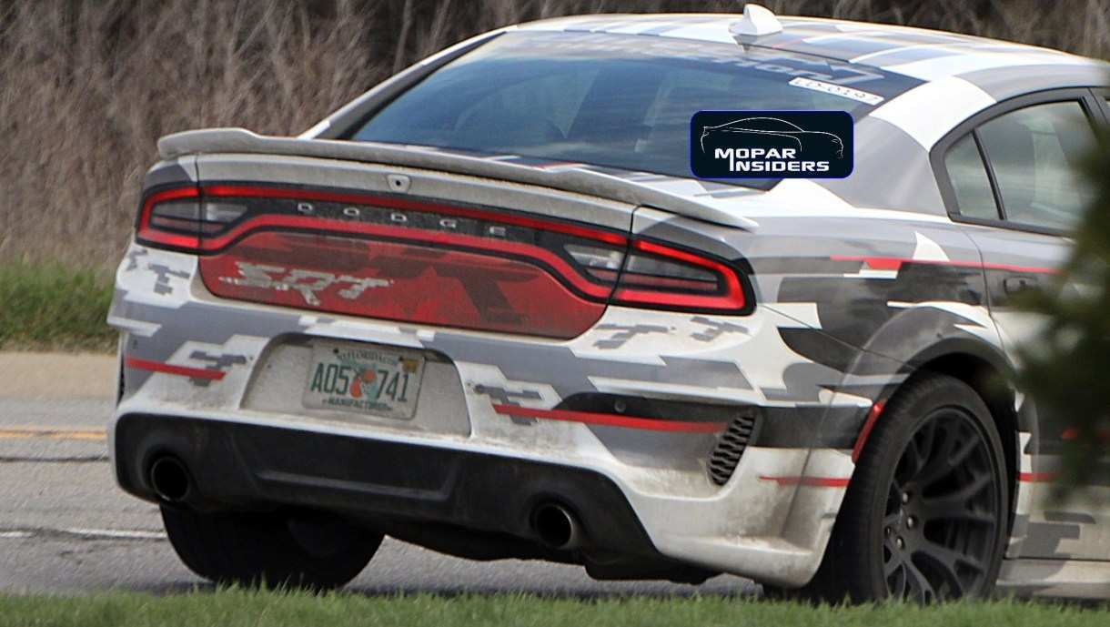 44 All New 2020 Dodge Charger Exterior
