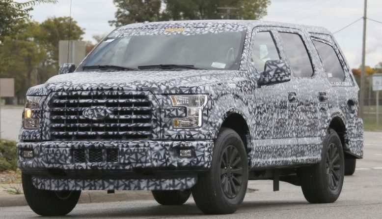 44 All New 2020 Ford Excursion Style