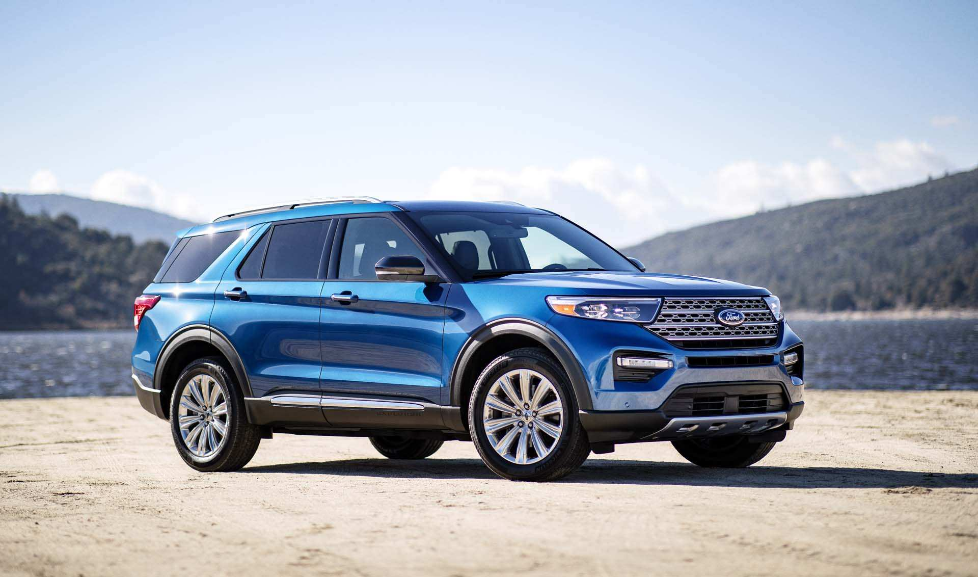 44 All New 2020 Ford Explorer Limited Images