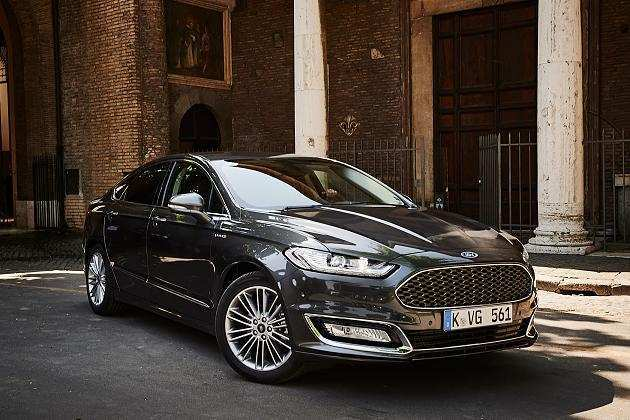 44 All New 2020 Ford Mondeo Vignale Release