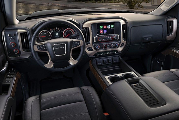 44 All New 2020 GMC Hd Interior Performance And New Engine