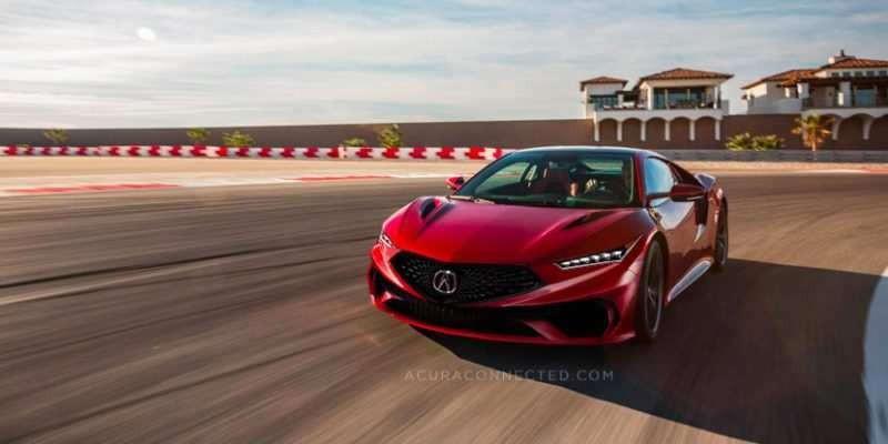 44 All New 2020 Honda Nsx Release Date And Concept