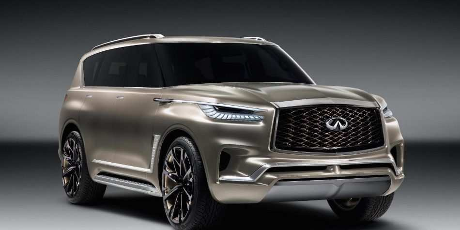 44 All New 2020 Infiniti Qx80 Changes New Concept