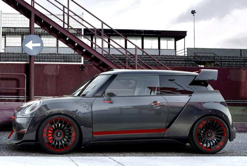 44 All New 2020 Mini Cooper Convertible S Redesign And Review