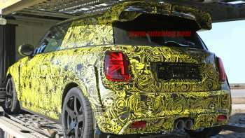 44 All New 2020 Spy Shots Mini Countryman Prices