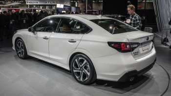 44 All New 2020 Subaru Liberty New Model And Performance