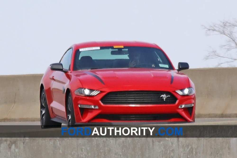 44 All New 2020 The Spy Shots Ford Fusion Concept And Review