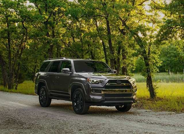 44 All New 2020 Toyota 4Runner Redesign And Concept