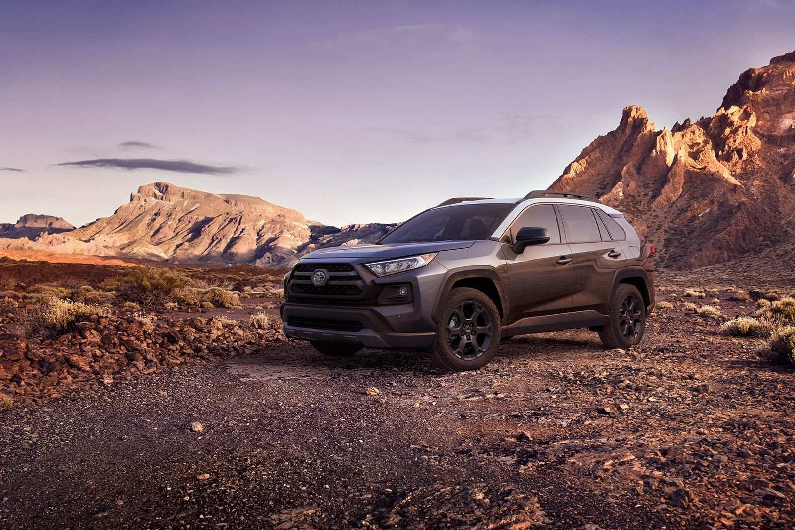 44 All New 2020 Toyota Rav4 Hybrid Redesign And Concept