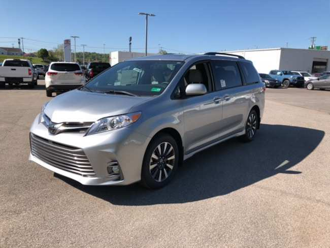 44 All New 2020 Toyota Sienna Concept And Review