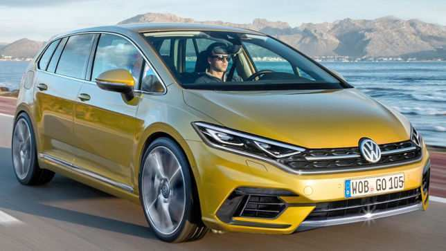 44 All New 2020 VW Sharan Performance And New Engine