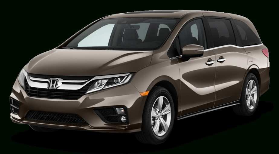 44 All New Honda Odyssey 2020 Release Date Overview