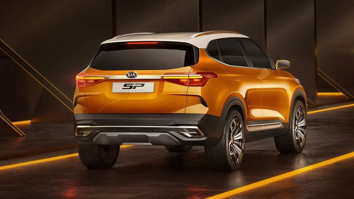 44 All New Kia New Suv 2019 Redesign And Review