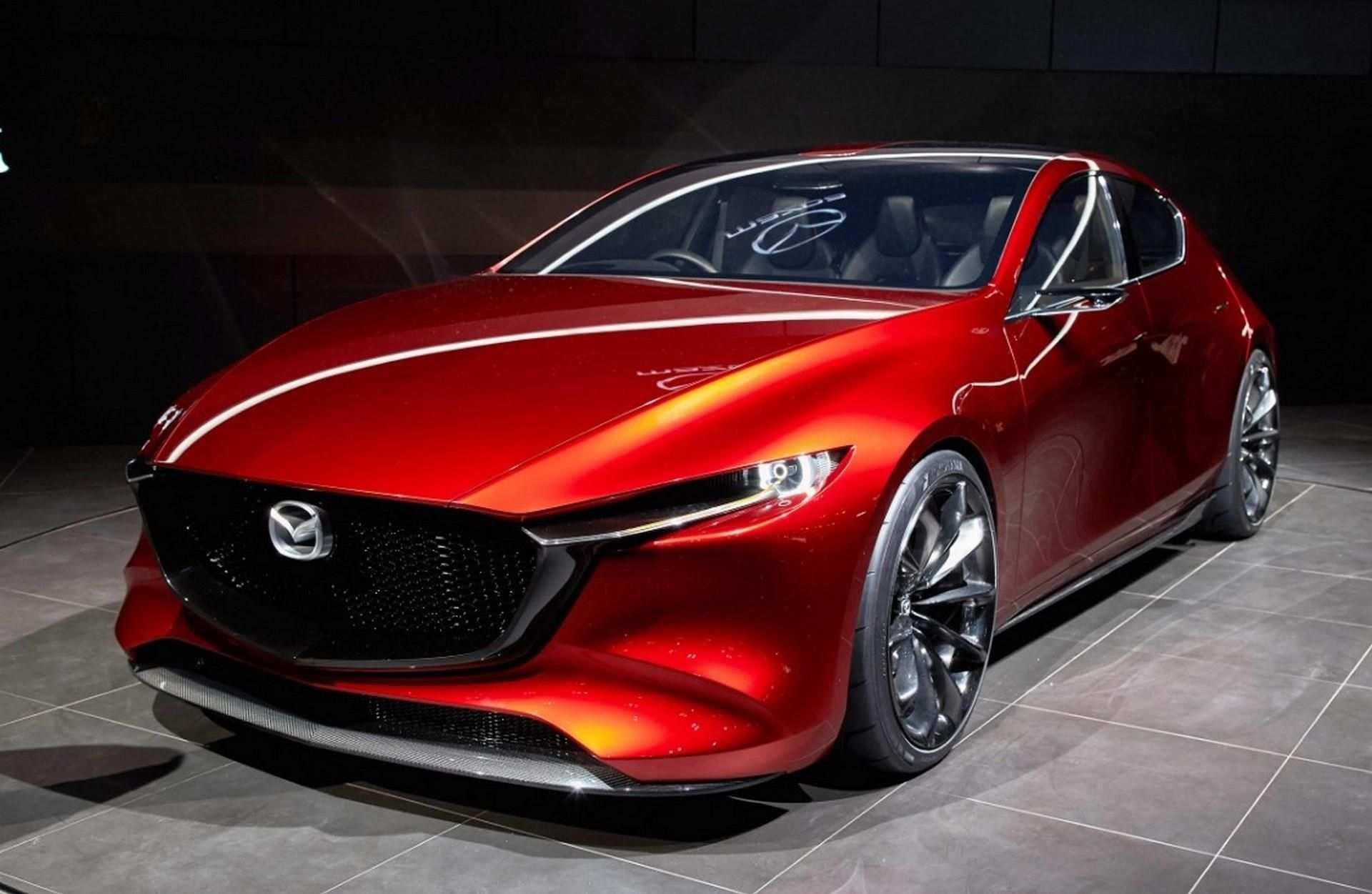 44 All New Mazda Kai 2020 Overview