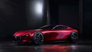 44 All New Mazda Rx Vision 2020 Redesign And Concept
