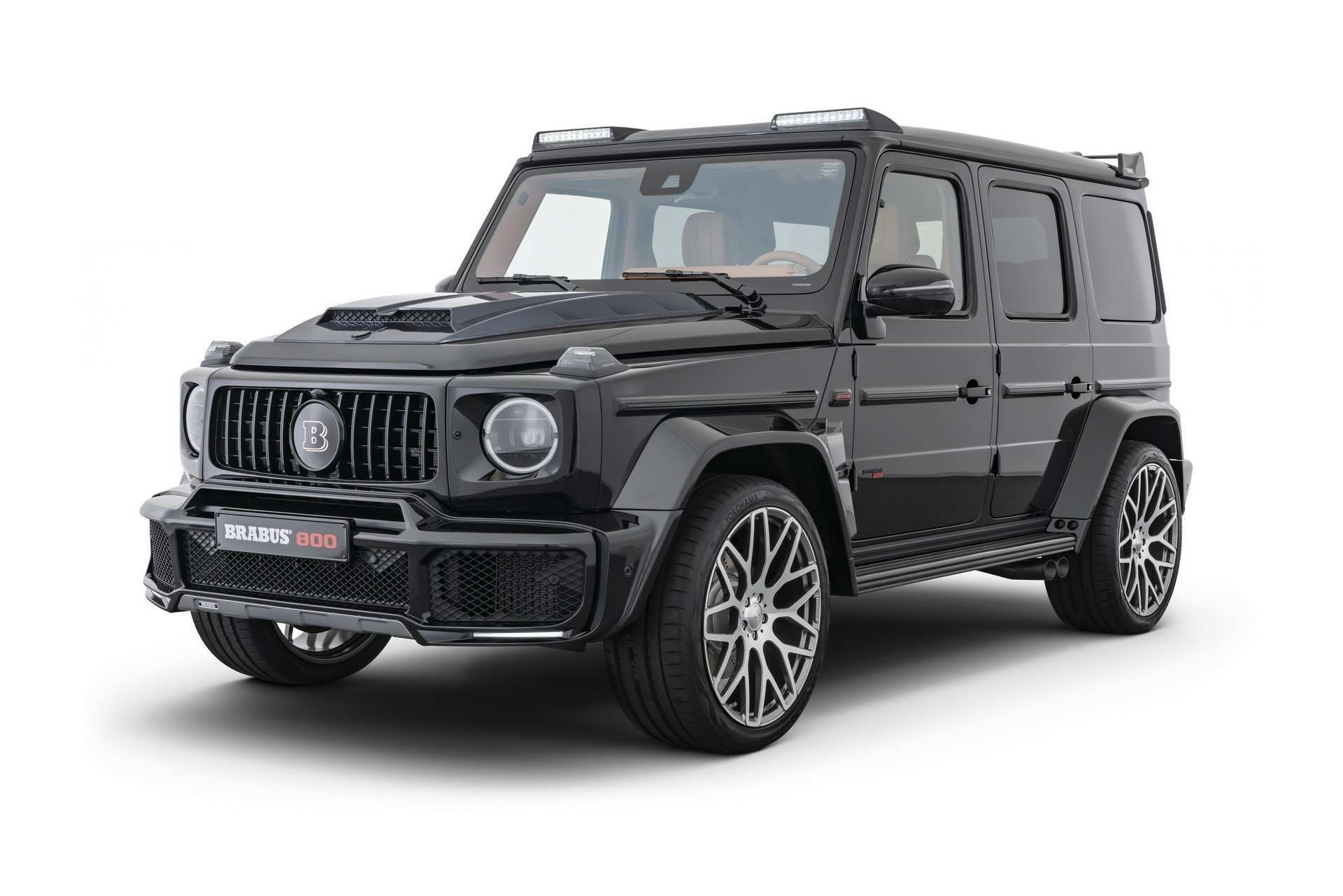 44 All New Mercedes Brabus 2019 Exterior And Interior