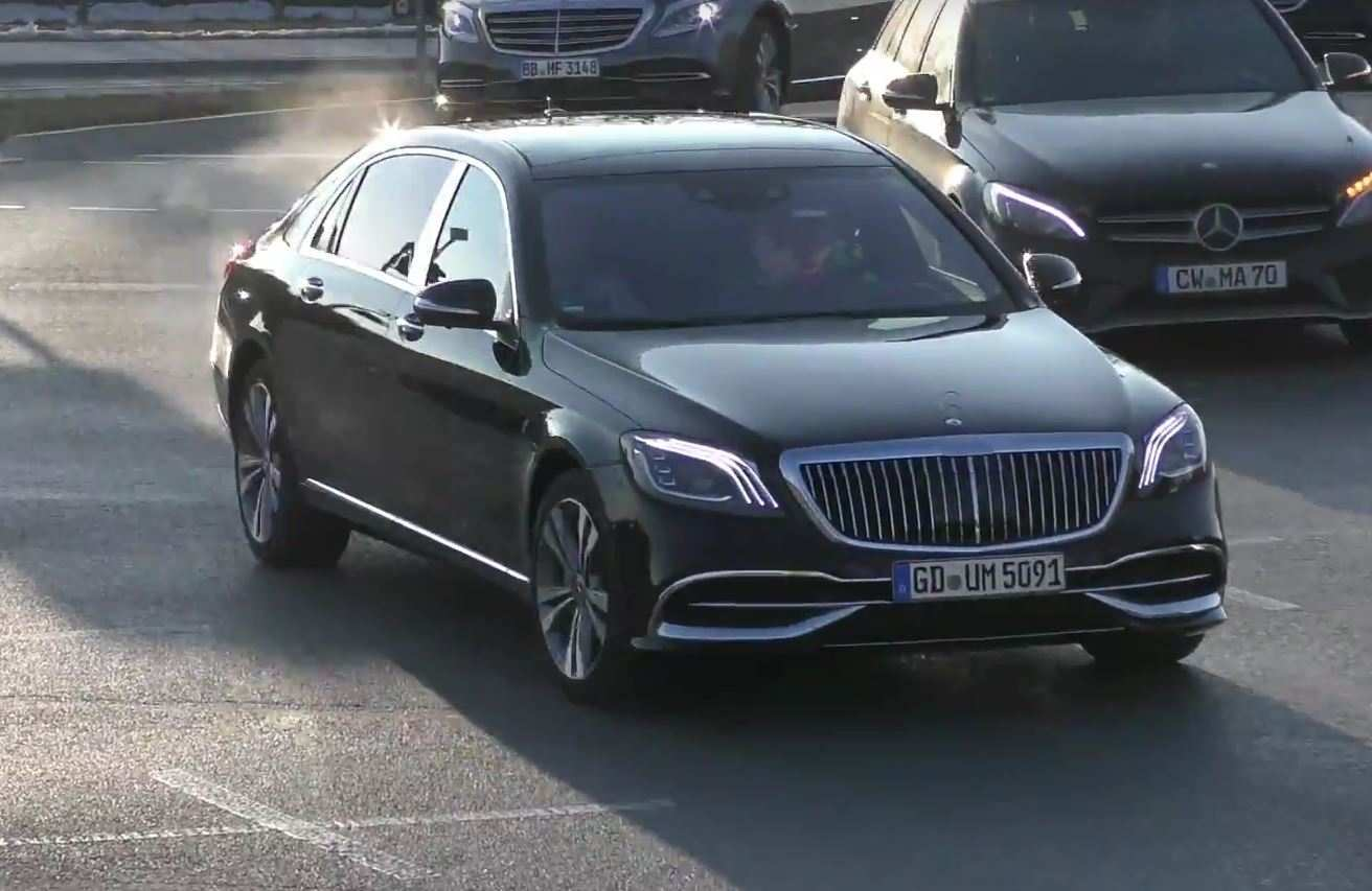 44 All New Mercedes S650 Maybach 2019 Redesign And Concept