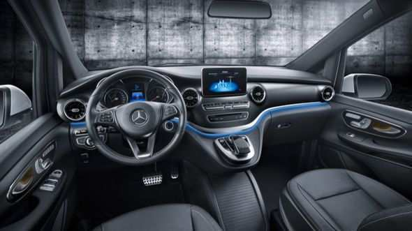 44 All New Mercedes V Klasse 2019 New Concept