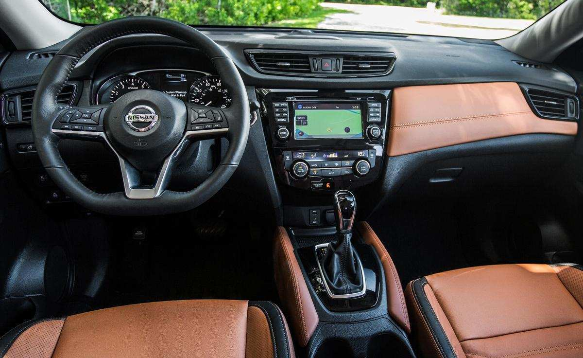 44 All New Nissan 2019 Interior Rumors