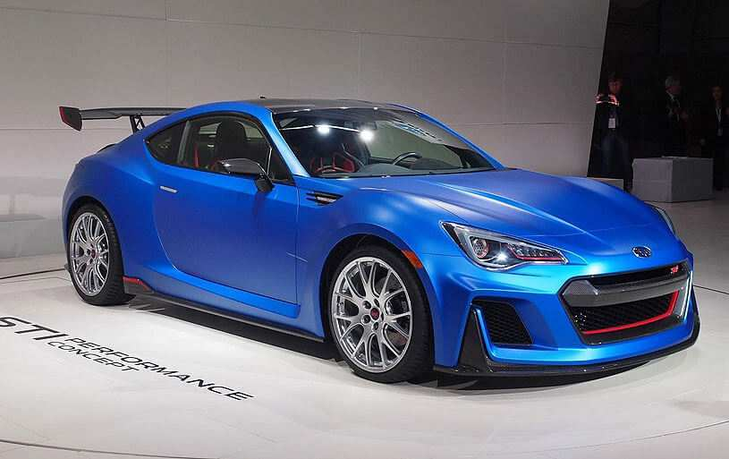 44 All New Subaru 2019 Brz Price And Review