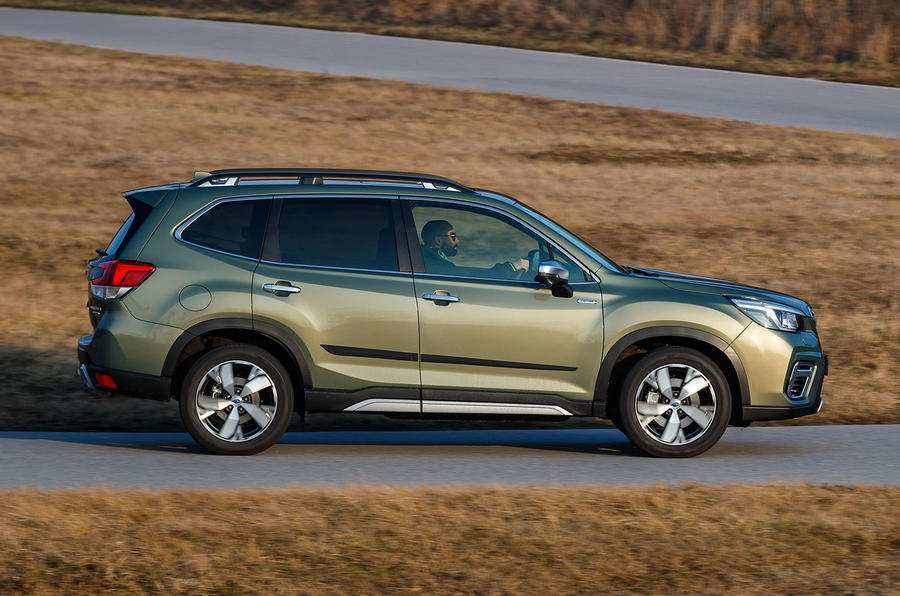 44 All New Subaru Forester 2019 Hybrid Specs