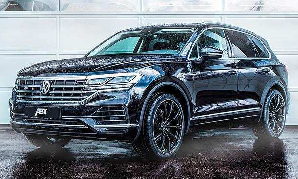 44 All New Touareg Vw 2019 Release Date