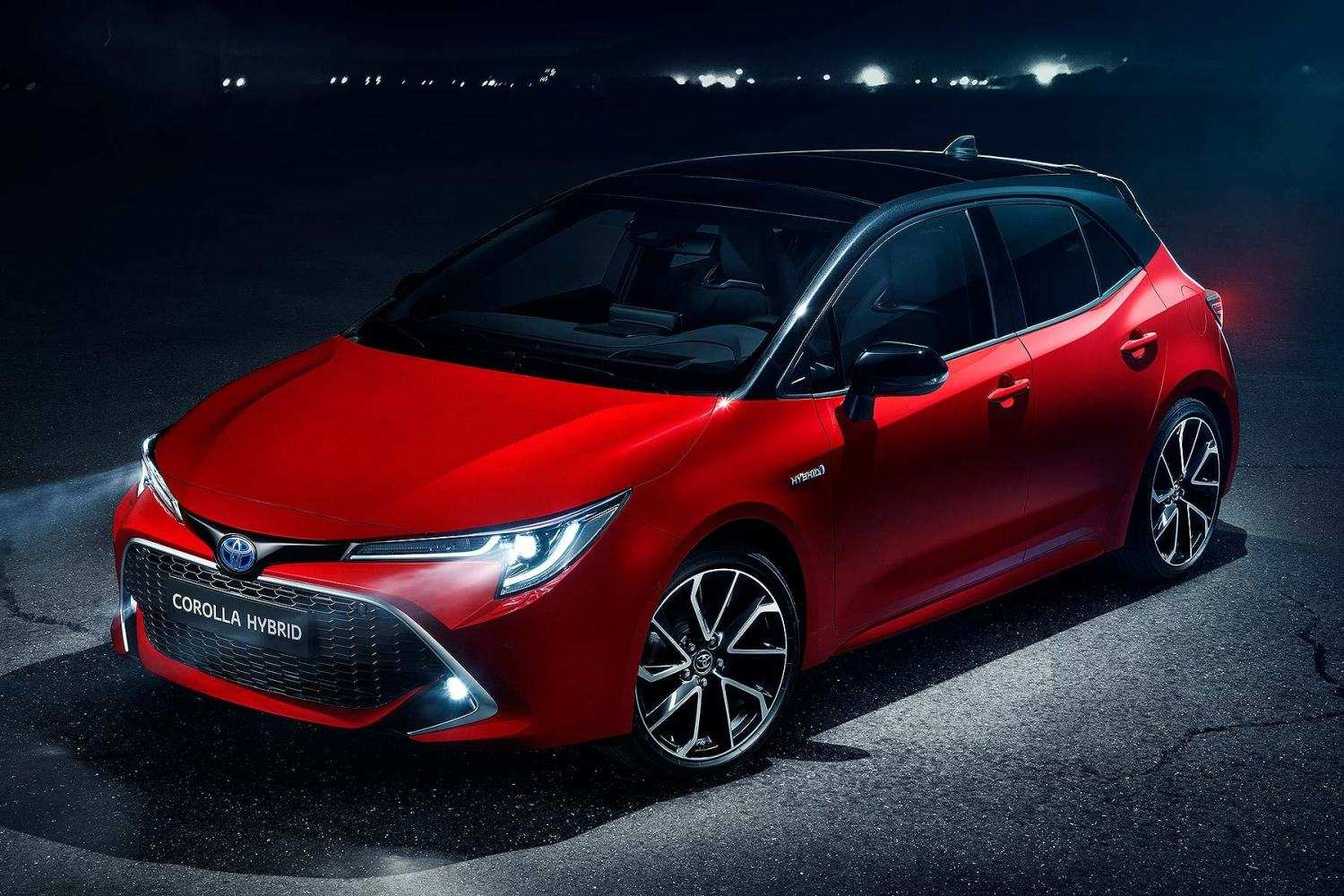 44 All New Toyota Corolla 2019 Uk Release Date