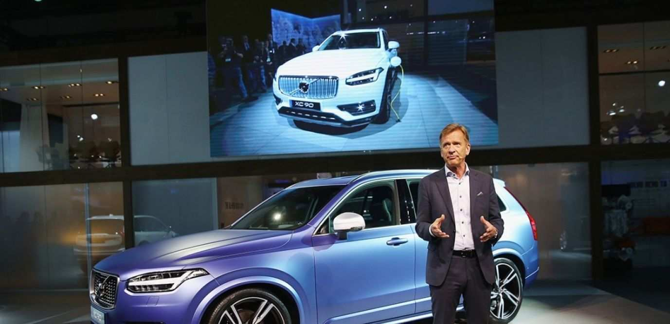 44 All New Volvo Zero Mort 2020 Pictures