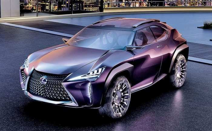 44 All New When Lexus 2019 Come Out Concept